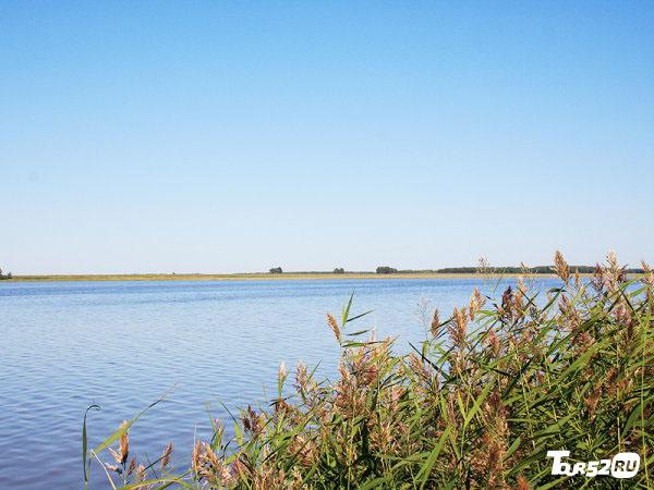 рыбалка на озере калачи